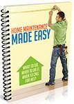 home maintenance made easy