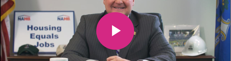 Video: NAHB Chairman Updates Members on Key Priorities