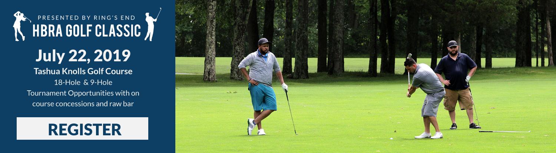 Golf Registration